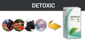 Detoxic – Καθαρίστε τον Οργανισμό σας από Απρόσκλητα Παράσιτα