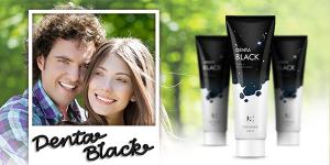 Denta Black για αστραφτερό χαμόγελο – Το μαύρο είναι το νέο Άσπρο