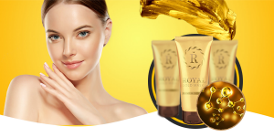 Royal Gold Mask – Το καλύτερο αξεσουάρ ομορφιάς είναι το σφριγηλό δέρμα