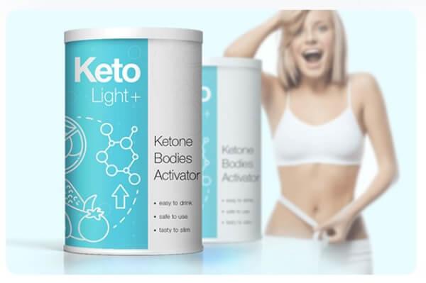 Keto Light Plus, Απώλεια βάρους, κατανάλωση