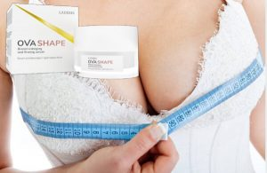 OvaShape – οργανική κρέμα για οπτικά να ενισχύσει την εμφάνιση προτομή!