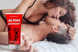 AlphaDominant Κρέμα Αναθεώρηση – Νέα Φόρμουλα για ενισχυμένη ανδρική απόδοση στο κρεβάτι!