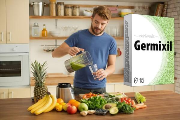 germixil κάψουλες αποτοξίνωση παράσιτα