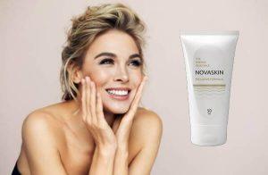 NovaSkin – Βιολογική κρέμα προσώπου με εκχύλισμα λεμονιού για νεανικό, ενυδατωμένο και λείο δέρμα!