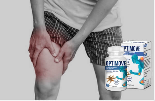 Optimove κάψουλες πόνος στις αρθρώσεις κράμπες