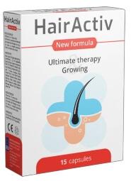 HairActiv κάψουλες