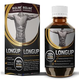 LongUp Bioline σταγόνες Ελλάδα