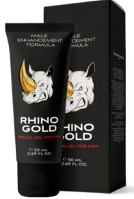 Rhino Gold Gel Ελλάδα