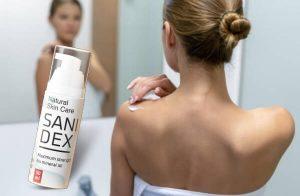 Sanidex – Κρέμα για την ανακούφιση της ψωρίασης