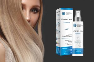 VitaHair Max αναθεώρηση – Ισχυρή μαλλιά έκκληση ενίσχυση φόρμουλα!