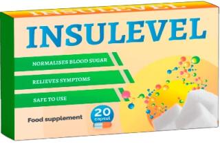 InsuLevel 20 καψουλών Αναθεώρηση