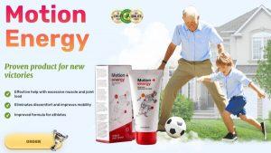 Motion Energy Κρέμα – Ανακουφίζει από τον Πόνο στις Αρθρώσεις! Πώς λειτουργεί; Τιμή το 2021;