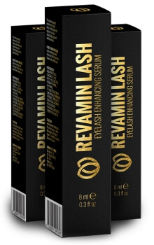 Revamin Lash ορό Αναθεώρηση 8ml