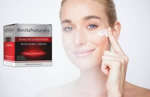 RevitaNaturalis Κρέμα – Μια φόρμουλα σαλιγκαριού που ενισχύει την αναζωογόνηση του δέρματος!