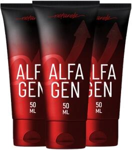Αναθεώρηση AlfaGen Τζελ 50 ml