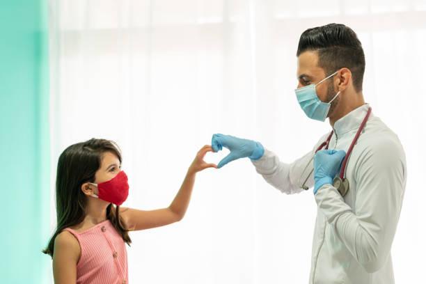 παιδί, γιατρός, καρδιά