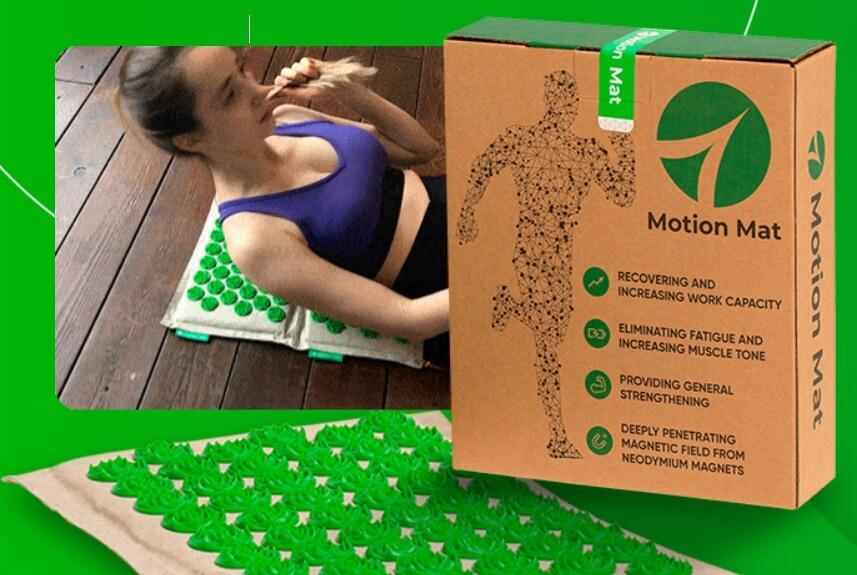 Επίσημος ιστότοπος για την τιμή Motion Mat